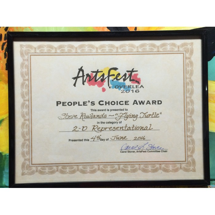 Artsfest Overlea 2016 - Peoples Choice Award