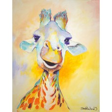 Smiley Giraffe!