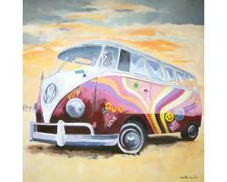 VW Bus 24 x 24