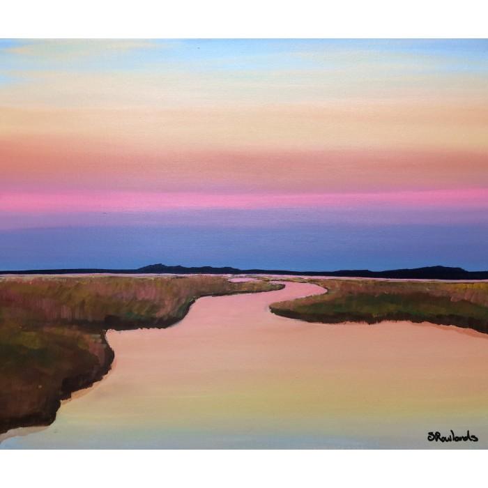 Sunset Eastern Shore Maryland